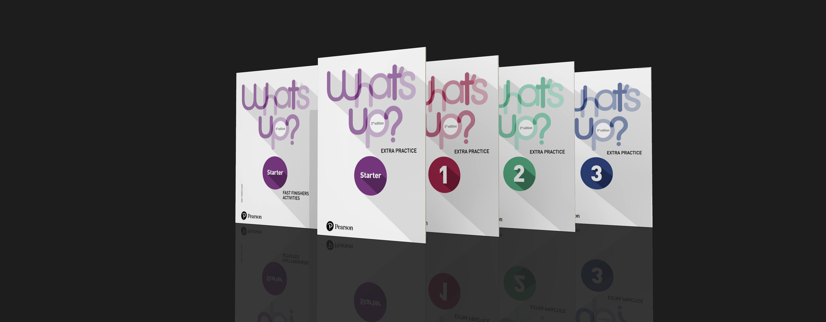 What's Up? 3rd Edition - Extra Practice Books