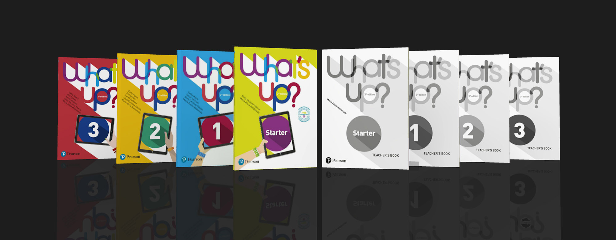 What's Up? 3rd Edition - Student's and Teacher's Books