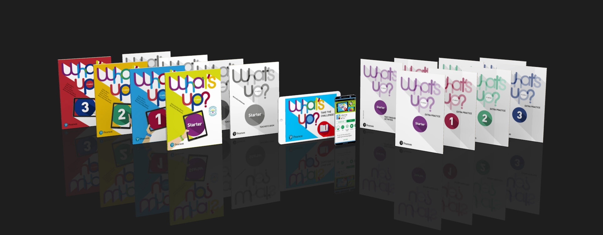 What's Up? 3rd Edition - Serie completa